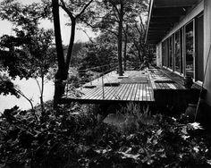 Saarinen House by Olav Hammarstrom in Wellfleet. Photography: Raimund Koch