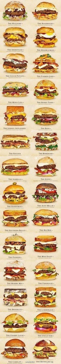 Súper hamburgesas