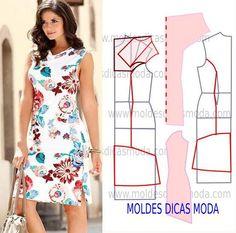 21. Suknelių, tunikų siuvimo brėžiniai, iškarpos   TINDI RINDI