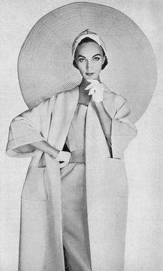 ** Harper's Bazaar 1955 **