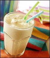 Hungry For Peanut Butter Milkshake - 3 pts+;  try with choc. pudding instead, maybe add a banana
