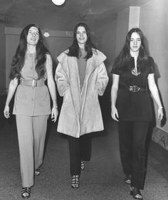 """Charles Manson 's eerie ability to control his """"family"""" of young hippies in California remains as mysterious and intriguing today as it did ..."""