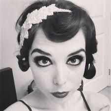 Image result for 1920s hair
