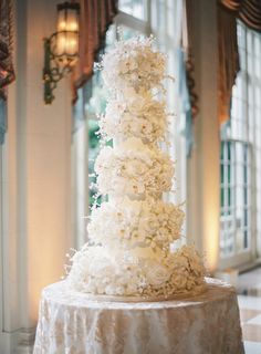 Wedding cakes, delightfully mind-blowing design, reference 4525374444 - Basic yet gorgeous wedding cake arrangements. Want for other gorgeous advice, visit the pinned image immediately. White Wedding Bouquets, White Wedding Cakes, Elegant Wedding Cakes, Beautiful Wedding Cakes, Wedding Cake Designs, Bride Bouquets, Beautiful Cakes, Amazing Cakes, Dream Wedding