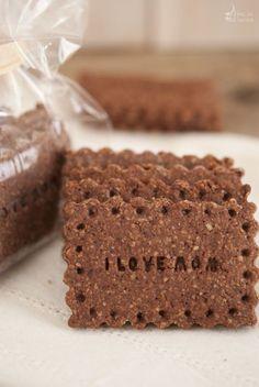 digestive al cacao - vera in cucina