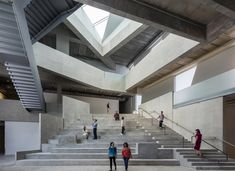 Gallery of Glassell School of Art / Steven Holl Architects - 1