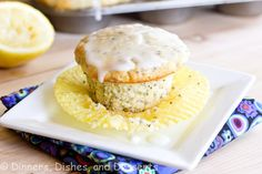 Lemon Chia Muffins 3