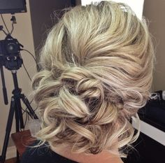 Stylish Wedding Hairstyles from Hair and Make-up by Steph Part I. To see more: http://www.modwedding.com/2014/06/27/stylish-wedding-hairstyles-part-1/ #wedding #weddings #wedding_hairstyle #hair #hairstyle