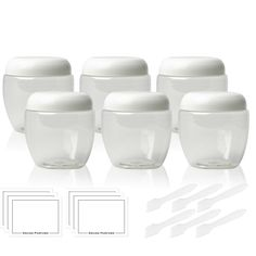 8e1385fc21b6 136 Best Empty Cosmetic Containers, Jars & Bottles for Private Label ...