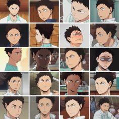 Haikyuu Iwaizumi, Nishinoya, Iwaoi, Haikyuu Fanart, Haikyuu Anime, Haruichi Furudate, Feeling Song, Haikyuu Characters, Karasuno