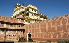 Rajasthan Palace  #India, #Travel, #Photography, #Architecture