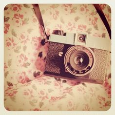 My brother has an Old Camera just like this. It's from Russia and still uses film.