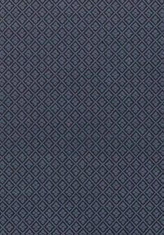 Richmond #fabric in #navy from the Woven Resource 2 collection. #Thibaut