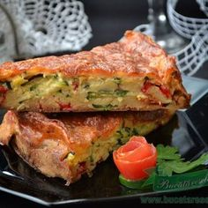 Aperitiv din Dovlecei cu Cascaval Tapas, Pasta, Salmon Burgers, Quiche, Brunch, Vegetables, Cooking, Breakfast, Ethnic Recipes