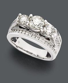 ideas for re-setting wedding ring...maybe for my 40th wedding anniversary next year.