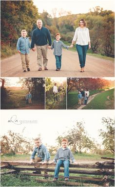 In the Orchard for fall Family session | Waconia, Minnesota Child & Family Photographer | mQn Photography