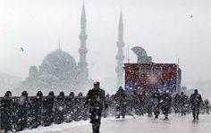 #haber #haberler #kar #meteoroloji #sağanakyağış Dikkat! Meteoroloji'den Kar Yağışı Uyarısı...