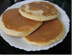 Pancakes ~ Clatite Americane
