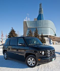 Winnipeg's First Accessible Limousine a Satisfying Ride :: Wire Service Media