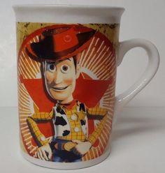 Disney Pixar~2010~Woody from Toy Story~You're My Favorite Deputy Coffee Cup