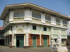 Las Casas Filipinas de Acuzar, Bagac, Bataan
