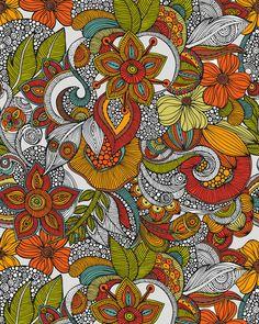 Florido y colorido...