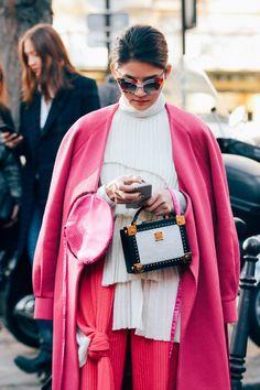 Best Street Style - Paris Fashion Week Fall 2016   Teen Vogue