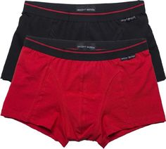 VINCENT MOTEGA underwear - 2er Pack - Stretch Cotton Short (diverse Farben):Amazon.de:Bekleidung