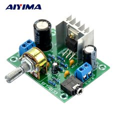 >> Click to Buy << Aiyima TDA2030 A Mono Channel 15W Audio Power Amplifier Board AC/DC 12V 9V-15V #Affiliate