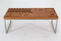 Emmett Moore, Numerical Control Table (2013)