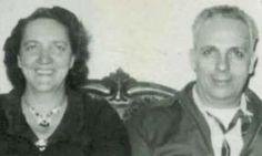 Grandma Leona Fern (Harris) Sparks and Grandpa Earl Monroe Sparks