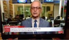 Por Dentro... em Rosa: Viraliza vídeo da GloboNews que admite problemas d...