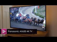 Panasonic AX630 4KTV UHD Ultra HD Smart TV Review