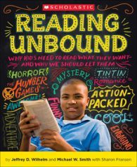 Educators Jeffrey Wilhelm and Michael Smith are co-authors of the new book, Reading Unbound. This interview with them is a special follow-up to the three-part series on developing life-long readers that I published earlier this week.