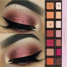 So Pretty !! Spring EyeMakeup Tutorials! You can Do Like A  Pro!!