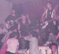 Tu Quoque Punk? Dalle avanguardie all'ultima generazione punk di Modena [e dintorni] _ Cayce's Lab, marzo 2014, STIGMATHE LIVE PISA VICTOR CHARLIE