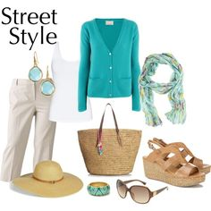 Susan Street Style, created by susanstreet on Polyvore