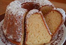 Kokosová bábovka s kefírem - Recepty.cz - On-line kuchařka Kefir, Bread, Food, Brot, Essen, Baking, Meals, Breads, Buns