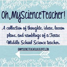 New button and new URL. Middle School Science!