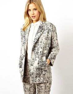 Love matching separates. Feminine and sophisticated.