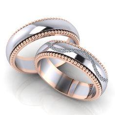 Обручальные кольца ERS4