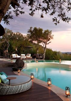 Molori Safari Lodge - Madikwe Game Reserve, South Africa