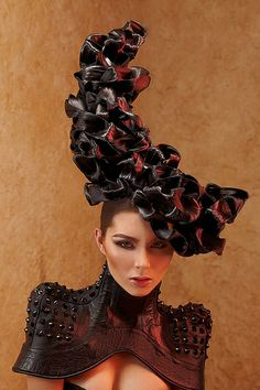 Hair Couture by Sean Armenta, via Flickr