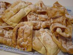 {Ricette bimby} :: Chiacchiere fritte o al forno TM31