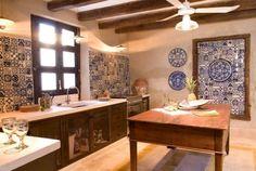 Colonial Mexican Architecture - Photos from Buena Vida Realtors