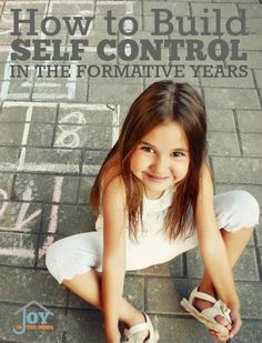 Do you desire your child to learn self-control, so they can build a character needed for their whole life? These tips will help you do just that, and your child will love it.