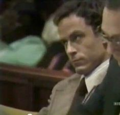 "lovely-loathsome: ""During their talks together, Al Carlisle witnessed Ted Bundy reveal his temper only twice. The first time occurred when Bundy told Carlisle about his then-girlfriend Elizabeth."
