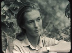 """Jane Goodall - """"What you do makes a difference, and you have to decide what kind of difference you want to make."""""""