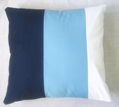 16 x 16 Decorative Pillow Cover dark and light by TwoBirdsOneShop, $30.00