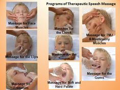 Therapueutic Speech Massage | Ages and Stages,® LLC